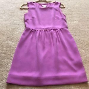 Jcrew pink sleeveless dress